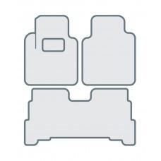 Коврики в салон для TOYOTA Auris I (2006 - 2012) - Тип A